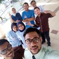 Photo taken at Kolej Sains Kesihatan Bersekutu Johor Bahru by Nuur Sri Fitri on 3/22/2017