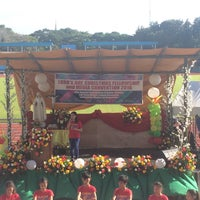 Photo taken at Iloilo Sports Complex by Beatriz Faye Tupas on 1/10/2016