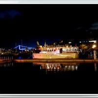 Photo taken at İstinye Marina by AYSE G. on 11/12/2012