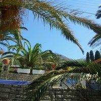 Photo taken at Samian Blue Hotel by Emel Y. on 8/27/2013