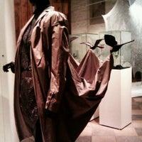 Photo taken at Dekoratīvās mākslas un dizaina muzejs | Museum of Decorative Arts and Design by Katrina M. on 1/20/2013