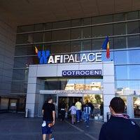 Photo taken at AFI Cotroceni by Metodi on 9/25/2013