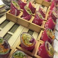 Photo taken at Sushi Burrito by Anna P. on 7/25/2016