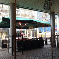 Photo taken at Starbucks by Anna P. on 1/26/2014