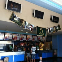 Photo taken at Cine Hoyts by hector G. on 2/28/2013