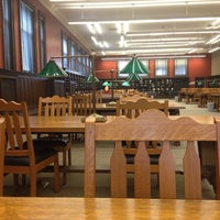 Photo taken at William Allan Neilson Library by Alex F. on 10/4/2013