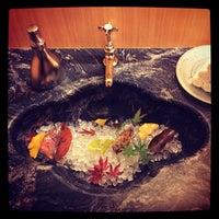 Photo taken at 銀座 香十 by Dustin C. on 10/9/2013