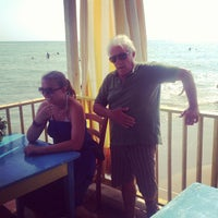 Photo taken at Ristorante da Enzo a mare by Gianfranco G. on 8/12/2013