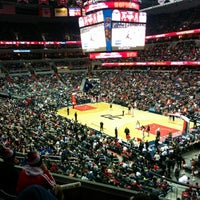 Photo taken at Washington Wizards by Ian F. on 2/8/2015