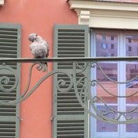Photo taken at Rue du Maréchal Joffre by Оксана К. on 4/22/2014