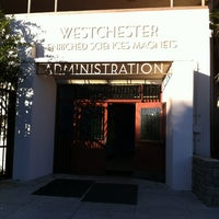 Photo taken at Westchester High School by Stella B. on 1/16/2013