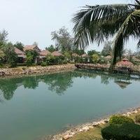 Photo taken at Klong Prao Resort Koh Chang by Marzhana L. on 4/6/2013