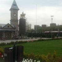 Photo taken at Kayseri by Ali B. on 4/15/2013