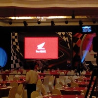 Photo taken at Grand Ballroom by Mika S. on 3/1/2014