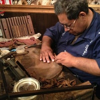 Photo taken at Cigar Factory by Alma R. O. on 2/8/2013