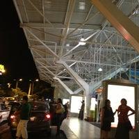 Photo taken at Terminal de Autobuses ADO by Alma R. O. on 2/9/2013