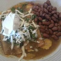 Photo taken at La Fonda El Taquito Mexican Restaurant by Tania W. on 6/13/2013