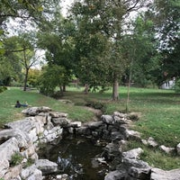 Photo taken at Peace Park by Işıl Y. on 10/11/2016