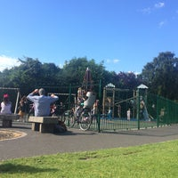 Photo taken at St Stephen's Green Playground by Laura B. on 7/7/2016
