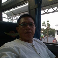 Photo taken at Bus PATAS MILA Sub-Jbr by Faizal_Qrniawan on 9/14/2013