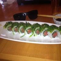 Photo taken at Miyabi Sushi by Andrew on 10/15/2012