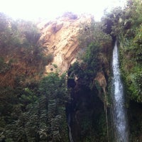Photo taken at Ein Gedi National Park by Larisa on 10/20/2012