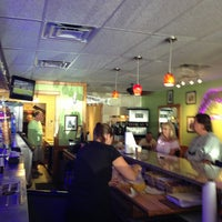 Photo taken at Shrimpy's Blues Bistro by Bonny P. on 5/26/2013