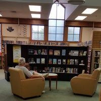 Photo taken at Geneva Public Library District by Geneva Public Library District on 2/9/2017