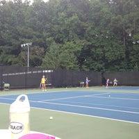 Photo taken at Fair Oaks Tennis Center by ❥suρeryαi on 9/1/2015