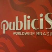 Foto tirada no(a) Publicis Brasil por Ricardo N. em 7/20/2016