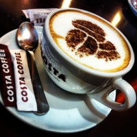 Photo taken at Costa Coffee by Vicky P. on 5/10/2013