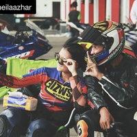 Photo taken at Sentul International Circuit by Adhy Z. on 4/22/2017