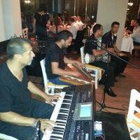 Photo taken at Villa Bar & Restorant by Erdogan abdullah on 6/29/2013