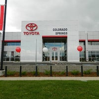 Nice Photo Taken At Larry H. Miller Toyota Colorado Springs By Larry H. Miller  Automotive ...