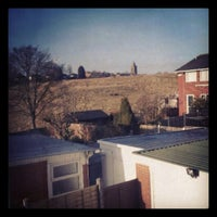 Photo taken at Blackburn by Piera C. on 4/17/2013