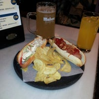 Photo taken at 100 Montaditos by Cristina L. on 1/20/2013