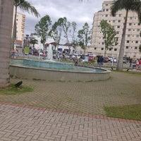 Foto tirada no(a) Praça do Sesquicentenário de Brusque por Patricia em 10/14/2012