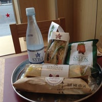 Photo taken at Pret A Manger by Yanill on 6/25/2013