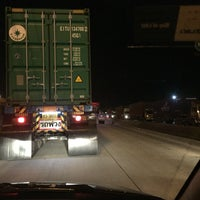 Photo taken at สถานีบรรจุและแยกสินค้ากล่อง ลาดกระบัง (Latkrabang Inland Container Depot) SRT3016 by pongsupa n. on 6/23/2017