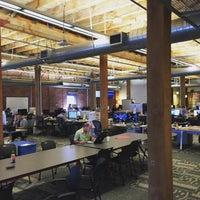 Photo taken at TechCrunch HQ by Shaun M. on 9/2/2015