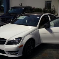 Photo taken at Mercedes-Benz of Encino by Huseyin E. on 10/27/2013