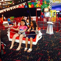 Photo taken at Fun Station USA by Vince M. on 6/29/2014