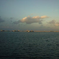 Photo taken at Port of Famagusta by Ahmet E. on 10/24/2012