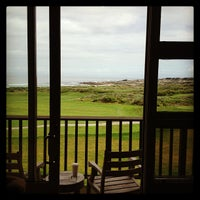 Photo taken at The Inn at Spanish Bay by Rochelle B. on 3/31/2013