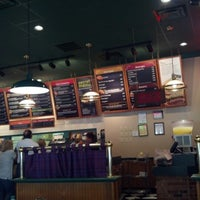 Photo taken at McAlisters Deli by Trix F. on 9/26/2012