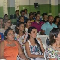 Photo taken at Escola Santo Antônio by Kassandra L. on 3/14/2015