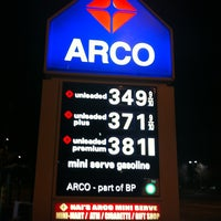Photo taken at ARCO by Sophie on 3/31/2013