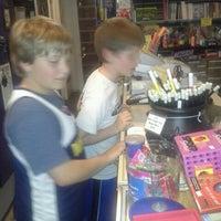 Photo taken at Wunderground Magic Shop by Doug C. on 10/3/2012
