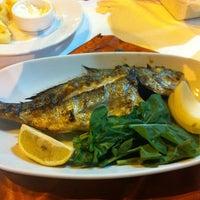Photo taken at Meydan Balık Restaurant by Şeyda K. on 7/6/2013