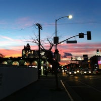 Photo taken at Melrose Avenue Shopping by Vivian on 1/29/2013